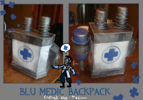 Medic Backpack by Feicoon