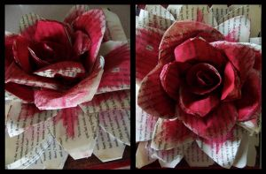 Blooming Book by Sarzich