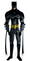 Concept Batman by Maggotx9