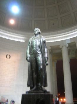 Statue of Jefferson by DALover82