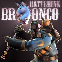 Battering Bronco (Steamworkshop Item) by Py-Bun