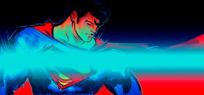 Superman: REBIRTH by IcyBootWoot