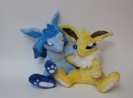 Pokedolls by munchforlunch