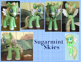 Sugarmint Skies by phasingirl