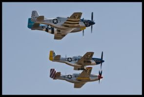 Planes of Fame 12 by AirshowDave