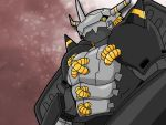 Blackwargreymon by Neoluce