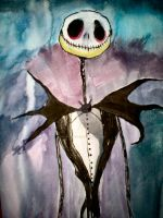 jack skellington by michaelsomers2