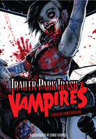 Trailer Parke Trash and Vampires Cover by ChrisVisions