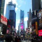 Times Square by hahadancekumidance