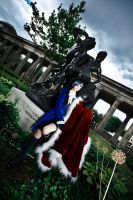 Ciel Phantomhive - kingly by Firiless