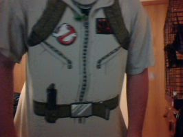 my awesome Ghostbusters shirt by kbyyru