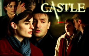 Castle Beckett Ship Wallpaper by michygeary