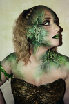 Mother nature photoshoot part 1 by KatTheZombieWhore