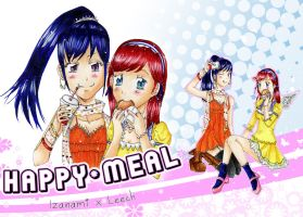 Happy Meal -collab- by J-J-Joker