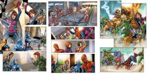 marvel adventures 24 by ulises-arreola