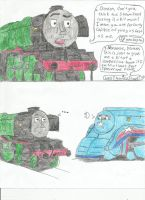 My Brother's Gone Mad by metalheadrailfan