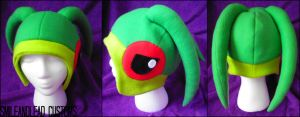 Flygon Hat by SmileAndLead