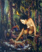 The forest s child by scottflament