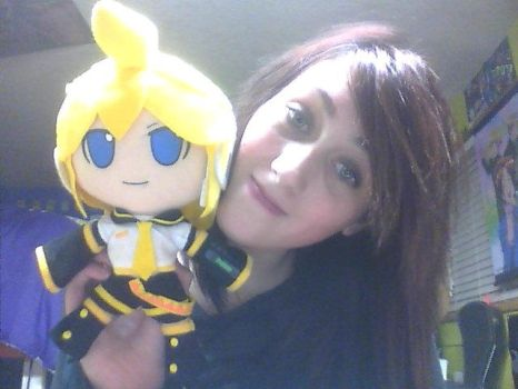 Me and my Len len by HikaruAttack