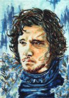 Jon Snow by therealbradu