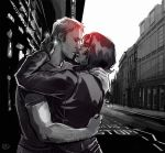 Captain America: The Winter Soldier - Kiss by maXKennedy