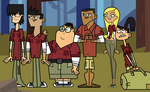 Total Drama: Revenge Of The Interns by TDFanFrench