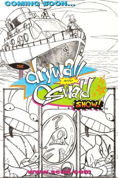 Drywall Oswald Show by ratcrtur