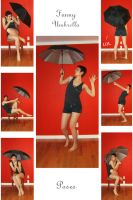 STOCK - Funny Umbrella by LaLunatique