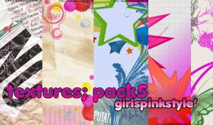 textures_pack_5 by GirlsPinkStyle