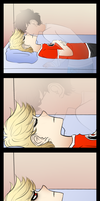 Homestuck - One last kiss by W-i-s-s-l-e-r