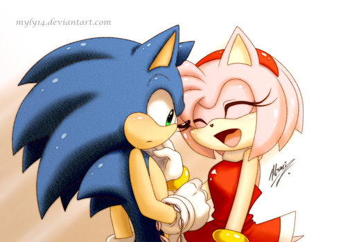Just Sonamy by Myly14