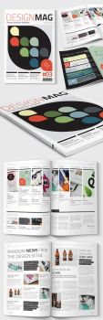 Design Magazine by at-hh