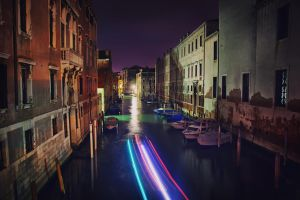 Night Venice by Tori-Tolkacheva