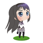 HomuHomu by MountainOfFeathers