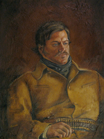 Portrait of LaBoeuf by hever