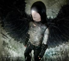 Lascivious Death Angel by ToxicRedWater