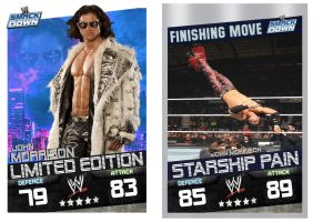 special john morrison card set by Patrick75020