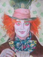 The Hatter by TottieWoodstock