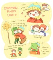Cartman finds love by yoyterra