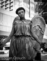 Weeping Angel 2 by TheChaosMuse