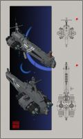 Ship 2 by ruukle