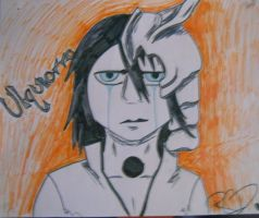 Ulquiorra in Orange by Readmeabook21