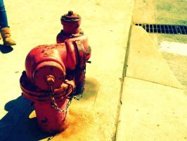 Fire Hydrant 2 by Noora7at