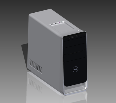Dell Studio XPS 8000 by Ash243x