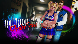 Juliet and Nick - Lollipop Chainsaw by JhonyHebert