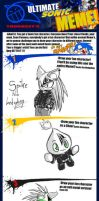 Ultimate Sonic Meme: Spike by hellstriker