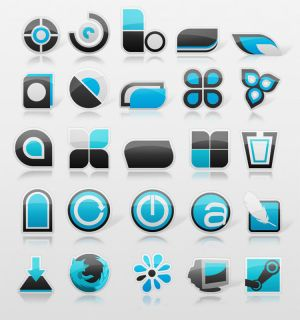 Icon Set by MannMitDerTarnjacke Icon, Icons and more Icons