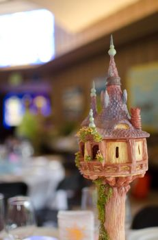 Tangled Tower detail by Rysorial