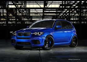 BMW X5 Render. by JAdesigns75