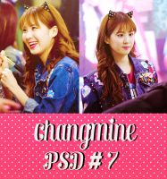 ChangMine ~ PSD # 7 by ChangMine99er